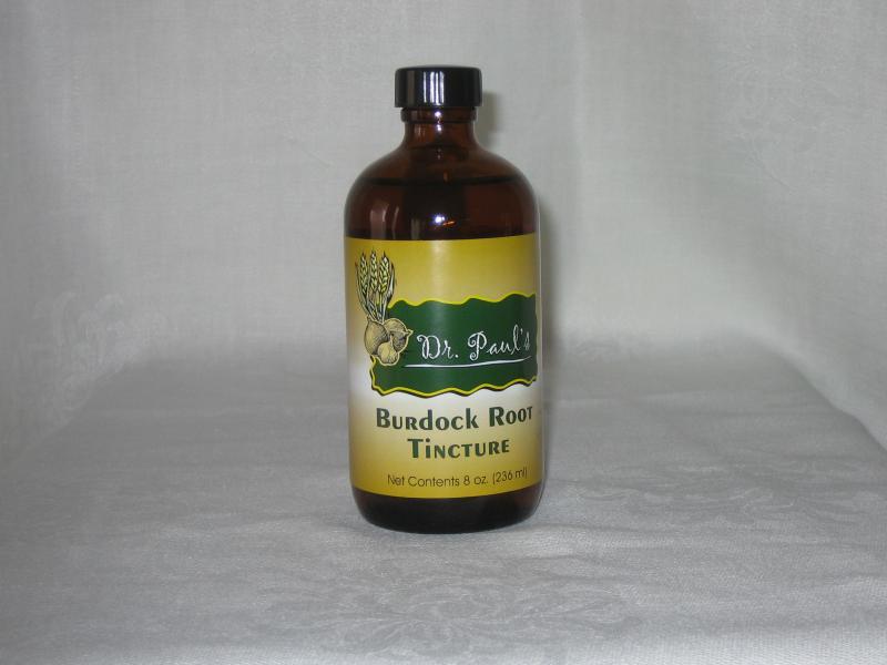 Burdock Root Seeds Burdock Root Tincture
